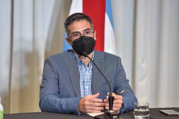 Se registró una disminución del 25 por ciento de contagios de Covid en Entre Ríos