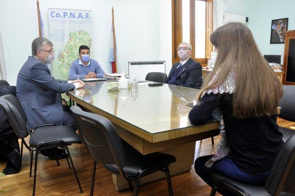 Se firmó un convenio de colaboración entre el Copnaf y el Colegio de la Abogacía de Entre Ríos
