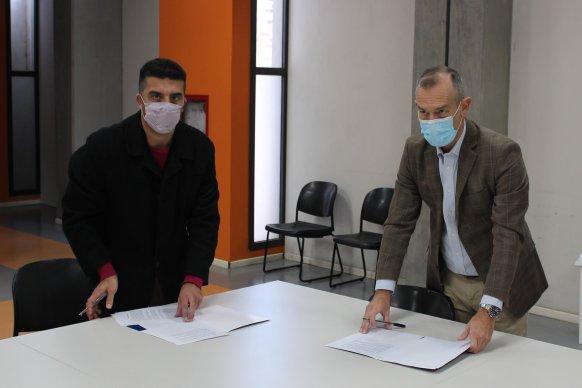 Copnaf amplía sus convenios con instituciones educativas de la provincia