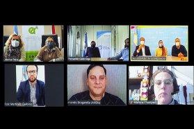 Provincia y Nación refuerzan políticas de discapacidad junto a municipios