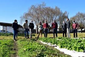 La provincia promueve la producción sustentable con municipios