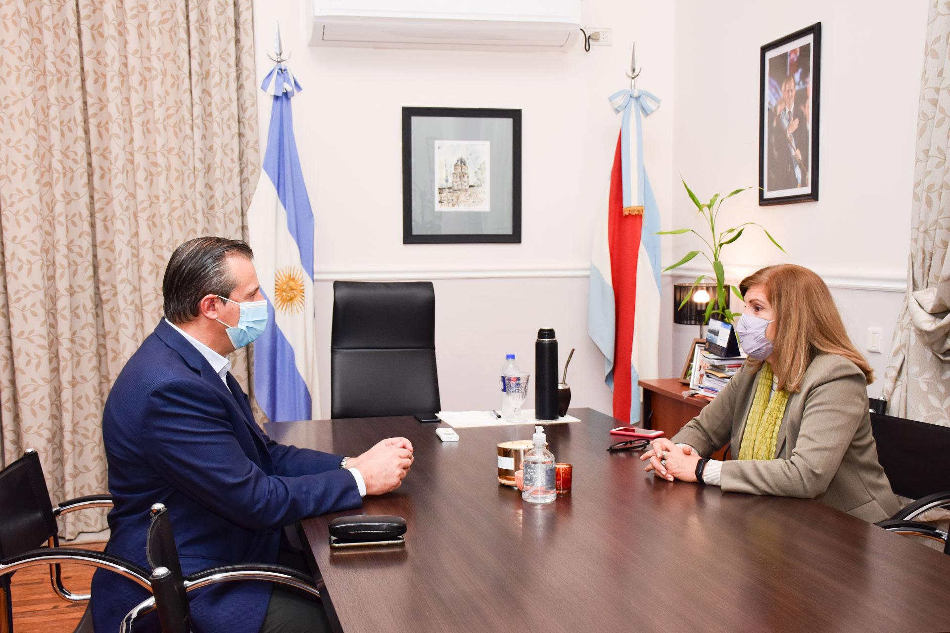 La Municipalidad de Paraná y la provincia planifican operativos de seguridad conjuntos durante el receso invernal