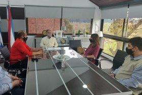 Se articulan acciones de conservación y desarrollo ambiental y productivo en la región de Salto Grande