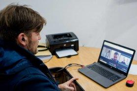 El Becario acuerda con la Uner implementar un sistema de evaluación externa de sus programas