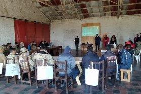Inició en Gualeguay una de las tres capacitaciones a brigadistas forestales a realizarse en la provincia