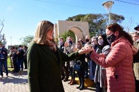 El Gobierno Provincial acompañó el acto en homenaje al presbítero Emilio Abecia