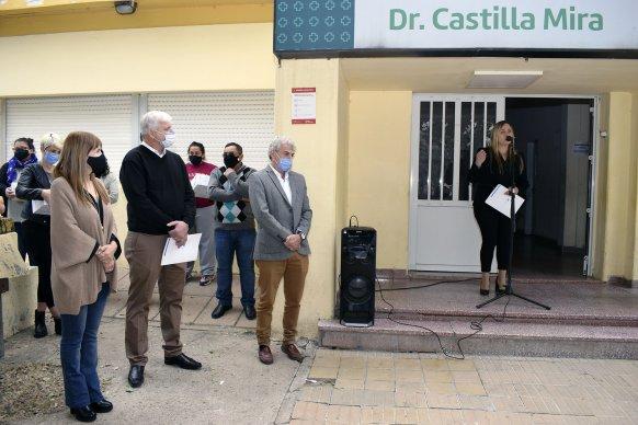 Asumió la nueva directora del hospital Doctor Castilla Mira de Viale