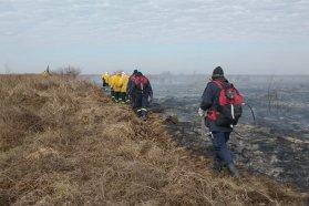 Se instalará una base de operaciones en el Delta para el combate de incendios