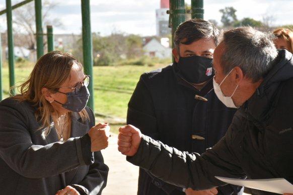 La provincia potencia experiencias de trabajo solidario de entrerrianos y organizaciones de la sociedad civil