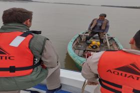 Continúan los secuestros y decomisos a quienes incumplen la Ley de Pesca