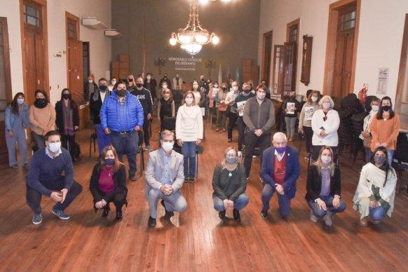 La provincia acompaña la realización de acciones y actividades de organizaciones en Gualeguaychú