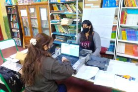 El Registro Civil participó del programa La Justicia va a los Barrios