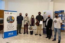 La cooperativa nacional de Cuidadores de la Casa Común abrió una delegación en la provincia