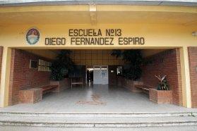 Se adjudicó la obra de ampliación y mejoras en la Escuela 13 de Pronunciamiento