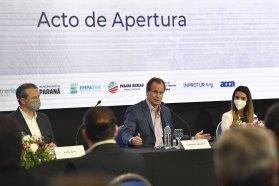 Bordet instó al sector turístico a continuar trabajando articuladamente lo público y lo privado
