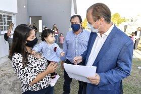 Bordet anunció que se licitarán las primeras viviendas del programa Casa Propia – Construir Futuro