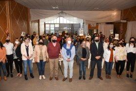 Nación, provincia y municipios promueven microcréditos a emprendedores de la economía social en Galarza