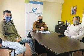 El gobierno provincial acompaña a la Asociación Entrerriana de Footgolf