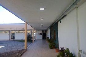 """Está pronta a finalizar la obra de ampliación de la Escuela """"Prefectura Naval"""" de Federación"""