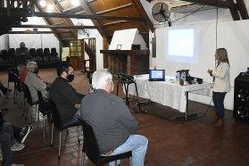El Fondo Multisectorial realizó una nueva jornada con emprendedores turísticos y productivos en Federación