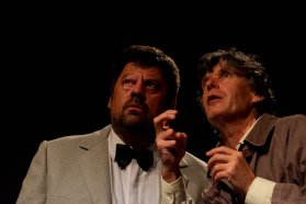 """Teatro con """"Intervenciones escénicas"""" y """"Jóvenes Espectadores"""" en La Vieja Usina"""