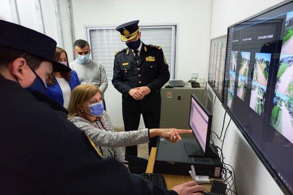 Más municipios y comunas amplían sus sistemas de videovigilancia