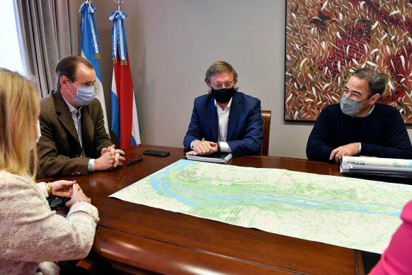 Proyectan donar islas a Entre Ríos para crear un Parque Provincial