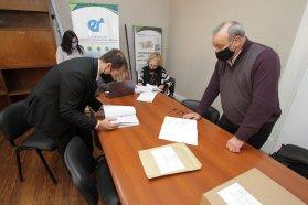 Abrieron los sobres para una nueva perforación para agua potable en Alcaraz