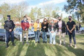 El gobierno provincial acompañó los festejos del Día del Estudiante en Villaguay