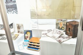 Se hará una Muestra Colectiva de Poesía Visual en el Museo Eva Perón