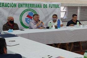 El gobierno acompañará la Copa Entre Ríos de Fútbol Femenino