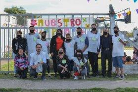 El Patronato de Liberados celebró el día de la Primavera en el Complejo Comunitario Barrio Mitre