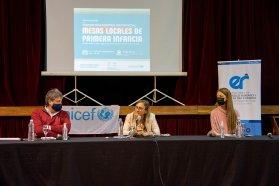 El Estado provincial acompaña el fortalecimiento de las políticas en primera infancia con los gobiernos locales