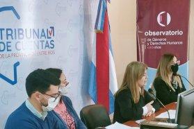 Jornada de sensibilización en Perspectiva de Género apara personal de la Caja de Jubilaciones y Pensiones de Entre Ríos