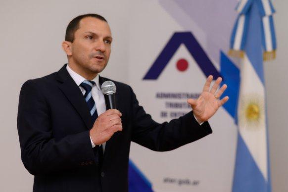 Entre Ríos fue electa para la vicepresidencia del Centro de Administraciones Tributarias Subnacionales