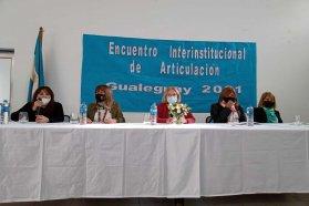 Se realizaron jornadas interinstitucionales para fortalecer el sistema educativo entrerriano