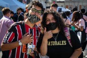 Más de 3.600 estudiante visitaron la feria de las carreras del Becario