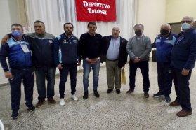 El gobierno provincial acompañó el Campeonato Nacional de Bochas en Tabossi