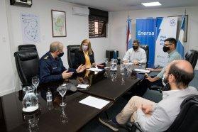 Dotarán de instalaciones fotovoltaicas a puestos policiales en zona de Islas