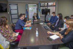 Nación y provincia acuerdan lineamientos en materia de abordaje de enfermedades no transmisibles