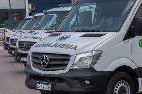 Continúa el fortalecimiento de la red de emergencias en el sistema de salud