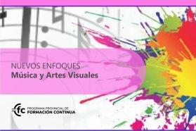 El CGE propone un ciclo de formación en Música y Artes Visuales