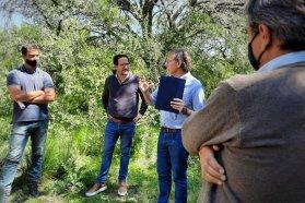 """""""Queremos un sistema productivo que preserve los recursos naturales"""", destacó Bahillo"""