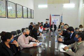 Con una propuesta de aumento, la provincia reabrió las negociaciones salariales con los trabajadores del Estado