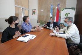 Repasan el proceso licitatorio para la obra de saneamiento en San Salvador