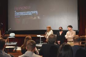 La provincia presentó una cantata y un cortometraje en honor a Francisco Ramírez
