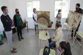 El CGE realizó acompañamiento territorial a escuelas de Paraná