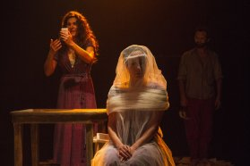"""La obra teatral """"Medea va"""" se presentará en La Vieja Usina esta semana"""
