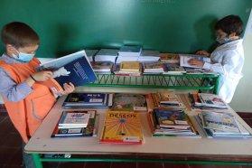 La colección Leer Abre Mundos llega a las escuelas entrerrianas
