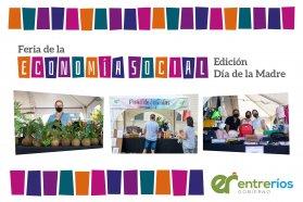 Más de 150 emprendimientos de la provincia participarán de la Feria de Economía Social por el Día de la Madre